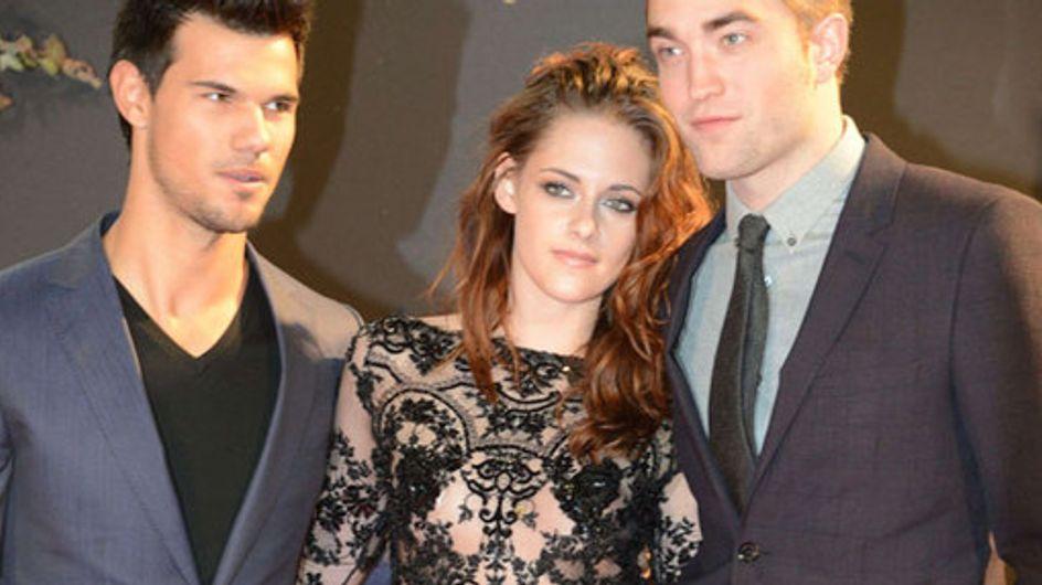 The Twilight Saga: Breaking Dawn - Part 2 UK premiere