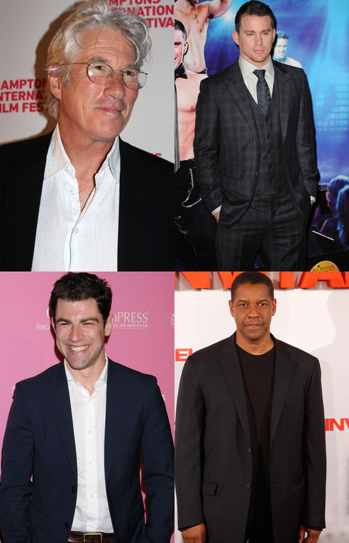 I 12 uomini più sexy secondo People