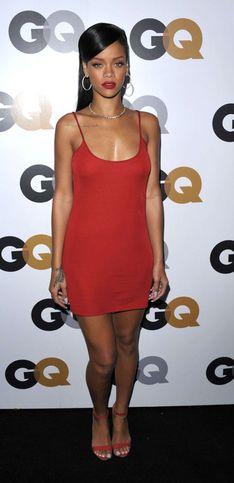 La alfombra roja de los Premios Hombres GQ del año