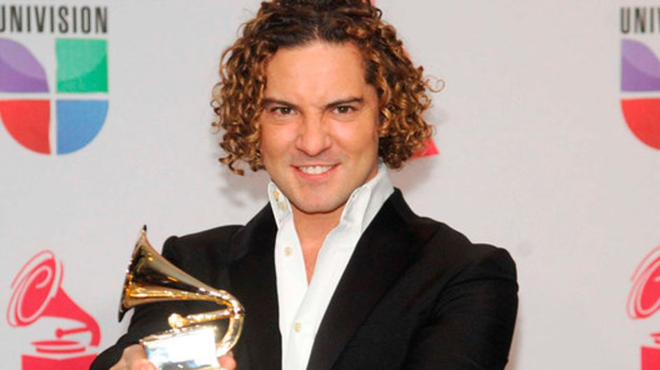 Bisbal y Juanes arrasan en los Grammy Latino 2012