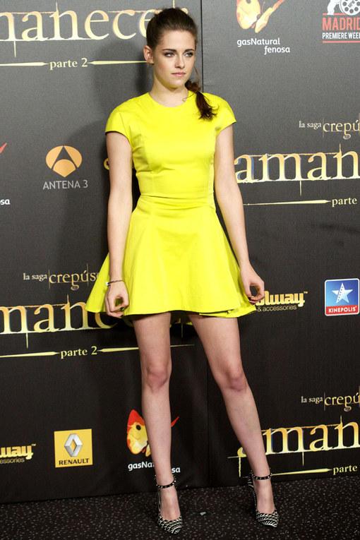 Kristen Stewart's style hot list