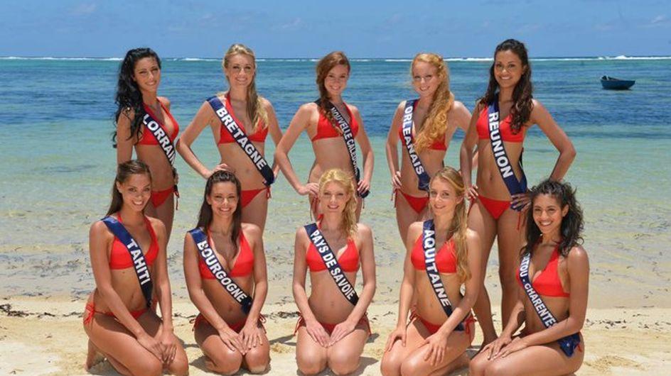 Miss France 2013 : découvrez toutes les candidates en images