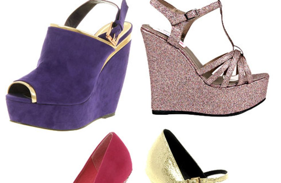 Party shoes: 100 Perfect pairs