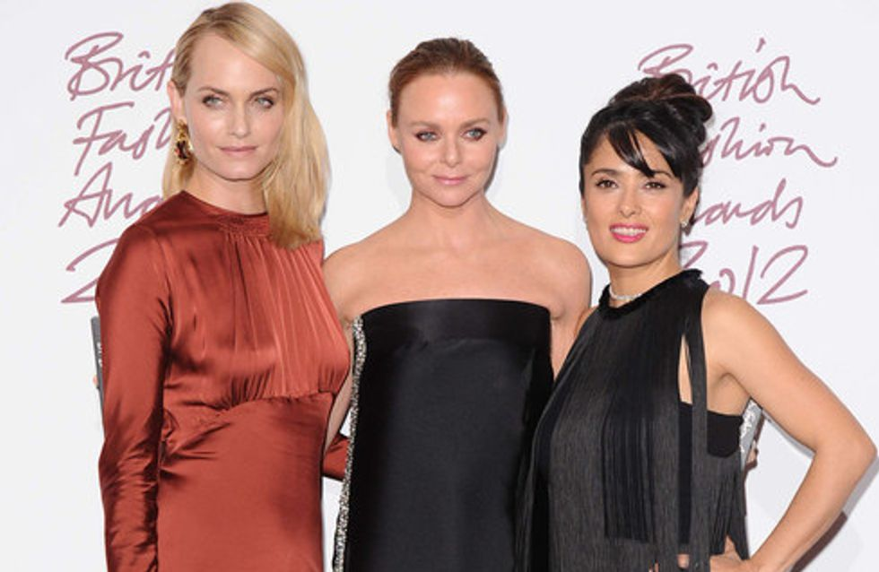 Stella McCartney triunfa en los British Fashion Awards