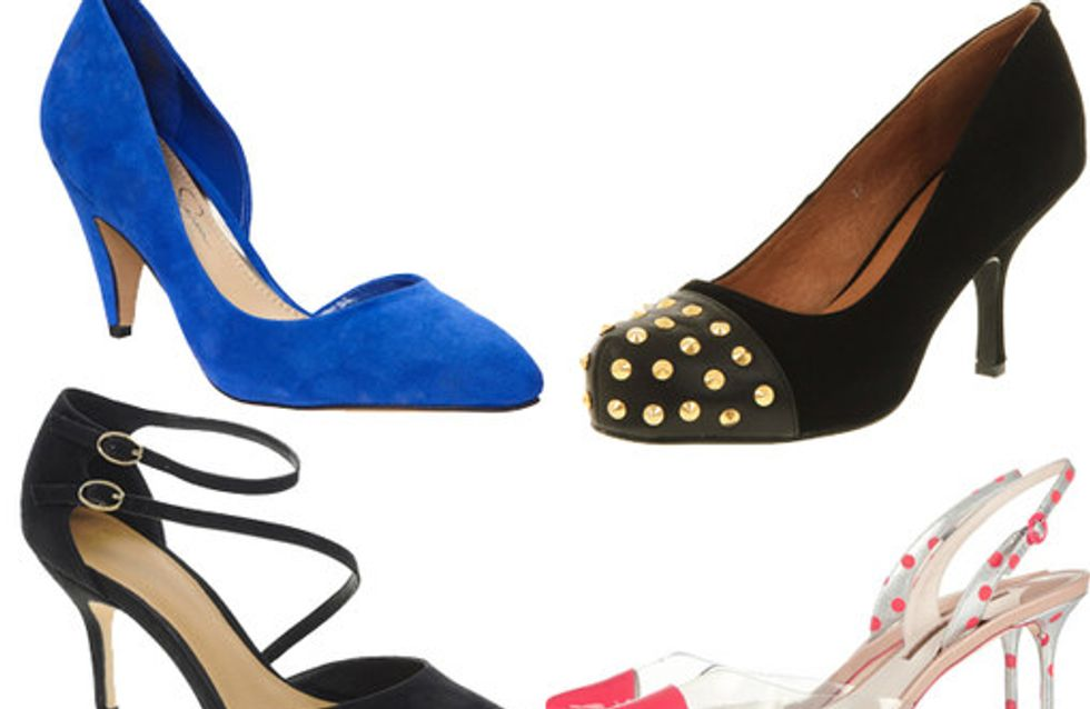 Low heel shoes: 50 Perfect pairs