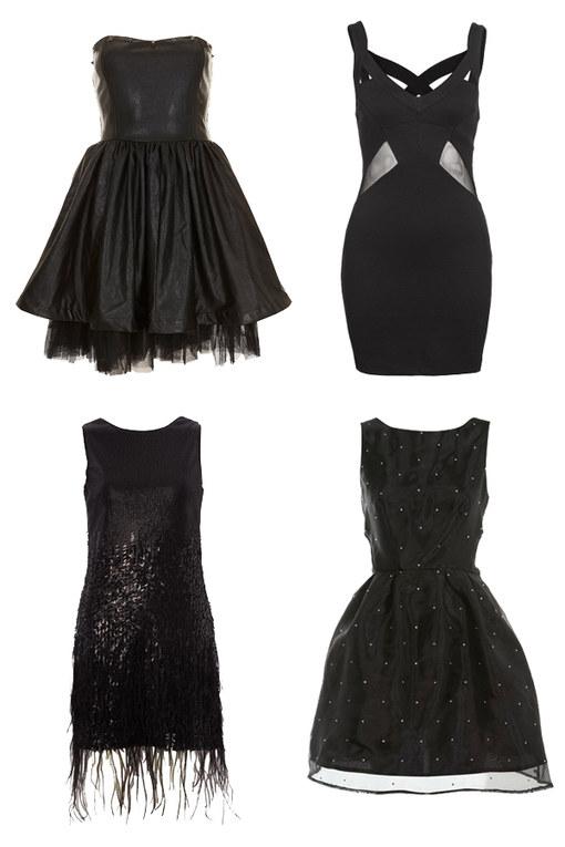 Little black dress: 50 Lush LBDs