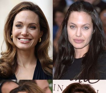 De mooiste kapsels van Angelina Jolie