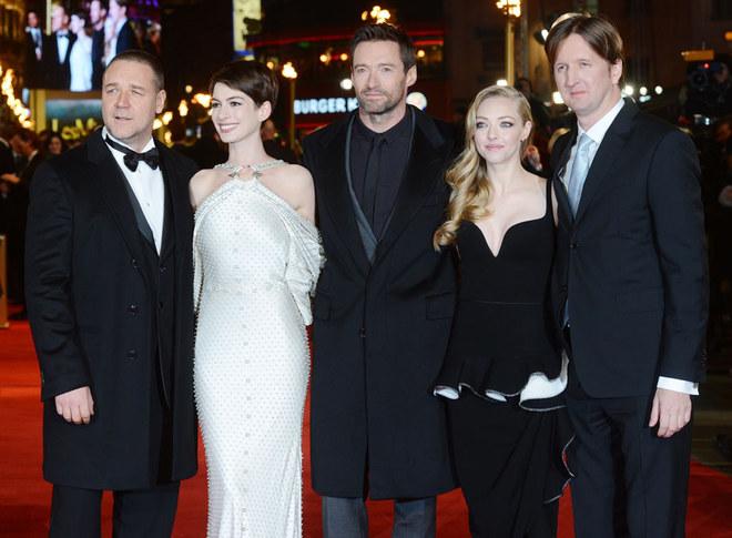Les Misérables: tutti i protagonisti