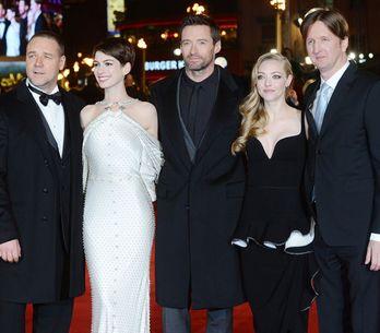 Foto/ Gli attori de Les Misérables alla première di Londra