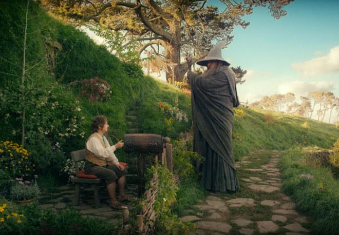 Endlich im Kino: 'Der Hobbit'