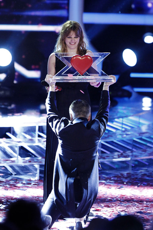 Chiara, la vincitrice di X Factor 6
