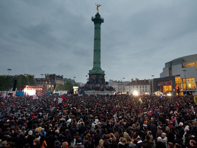 Rétrospective 2012 : Prise de la Bastille