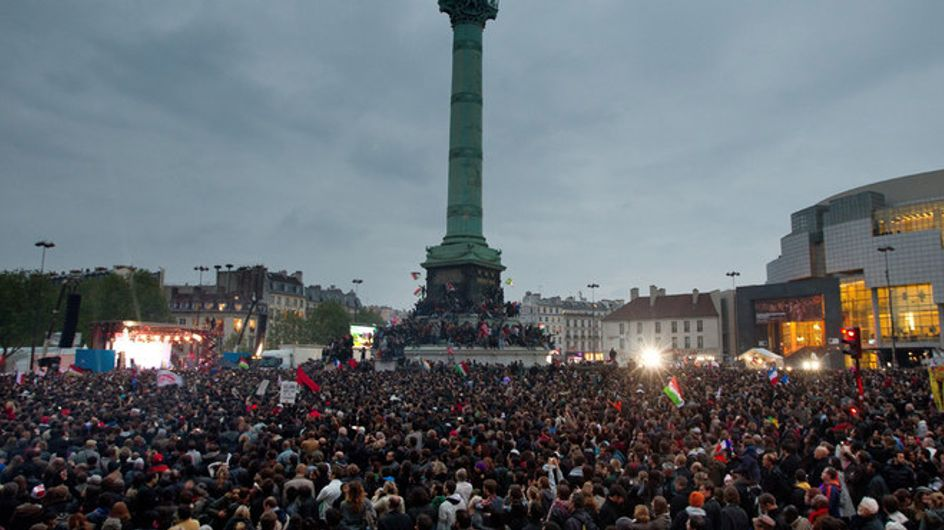 En images : les événements qui ont marqué 2012