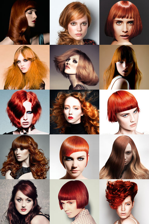 Red hairstyles 2016: Haircut ideas for red hair