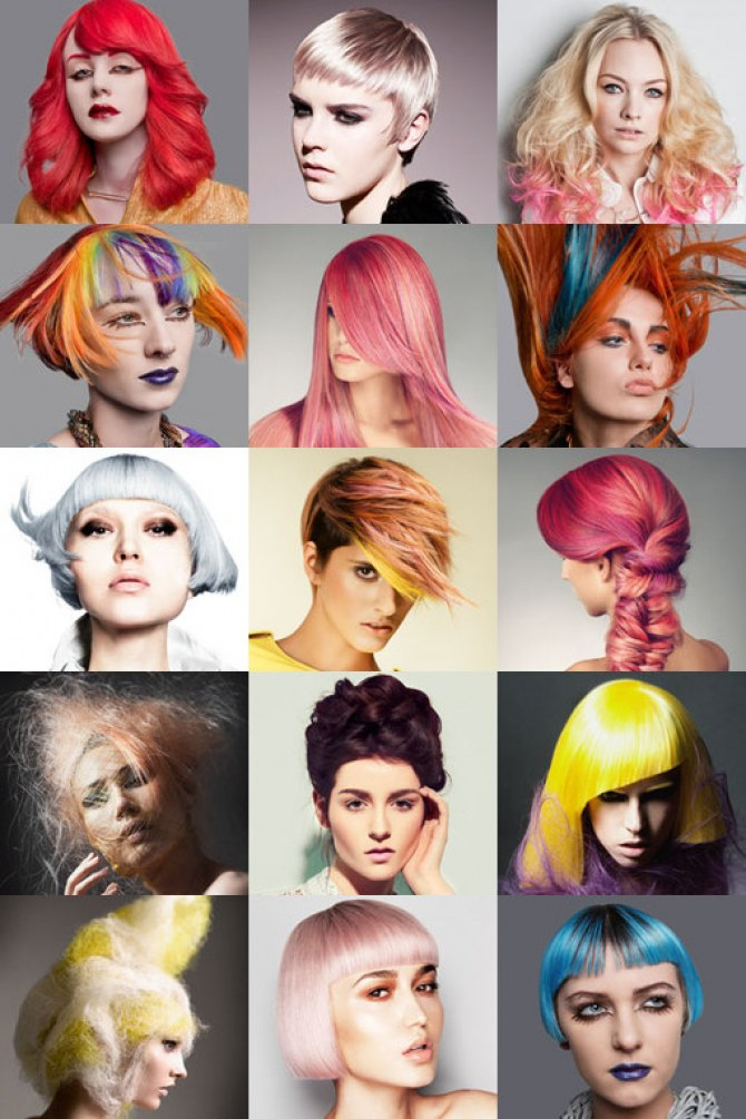 Tendencias: los colores de pelo que deberás llevar en 2013