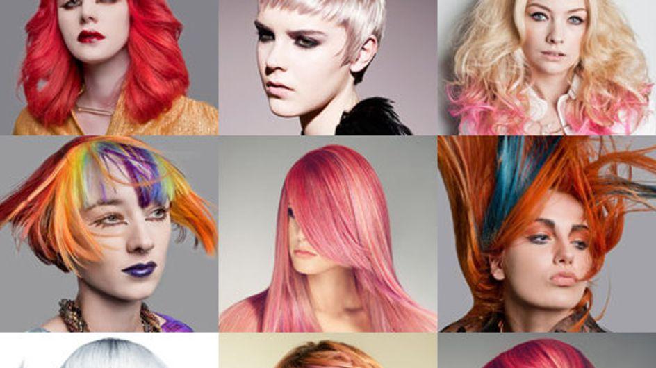 Capelli colorati. Tante idee per rivoluzionare i tuoi capelli