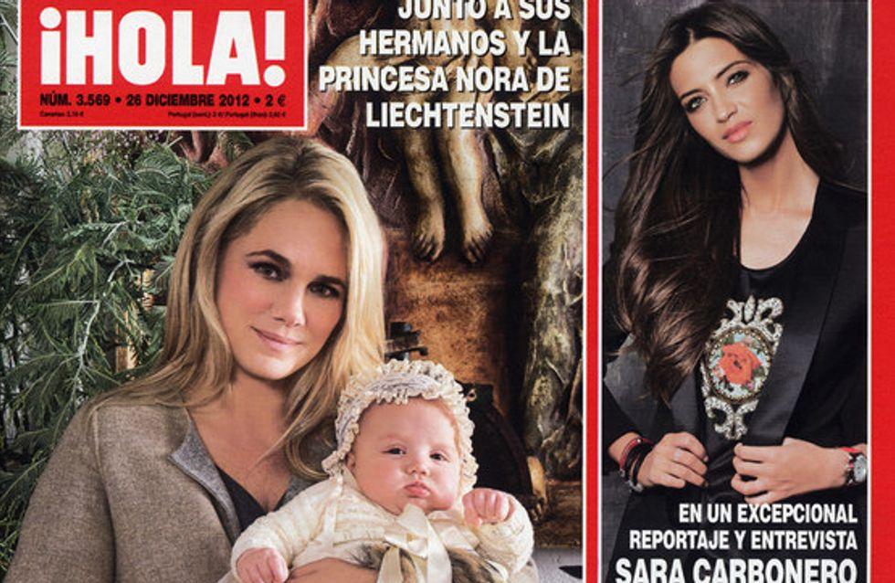 Las portadas de las revistas: Diciembre semana 3