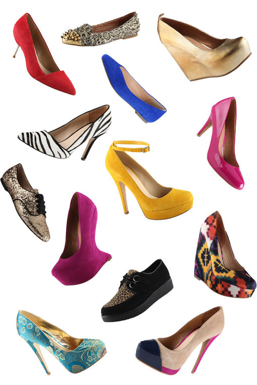 ALDO shoes: 50 Fabulous pairs