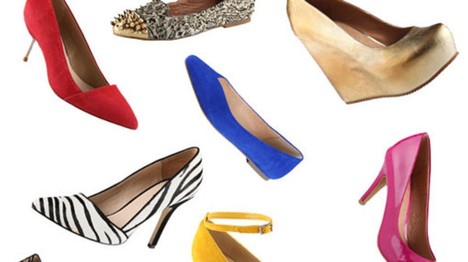 ALDO shoes: 50 Fabulous pairs