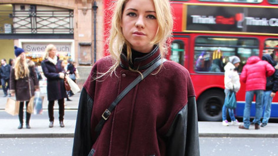 London Street Style December 2012
