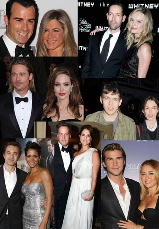 Die Promi-Verlobungen 2012