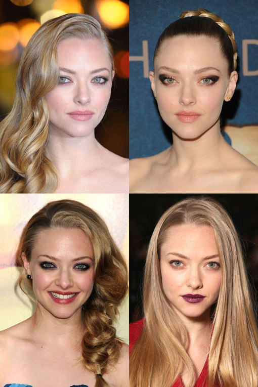 Amanda Seyfried hair: Lustrous long locks