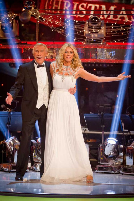 Strictly 2012 Christmas special: A sneak peek