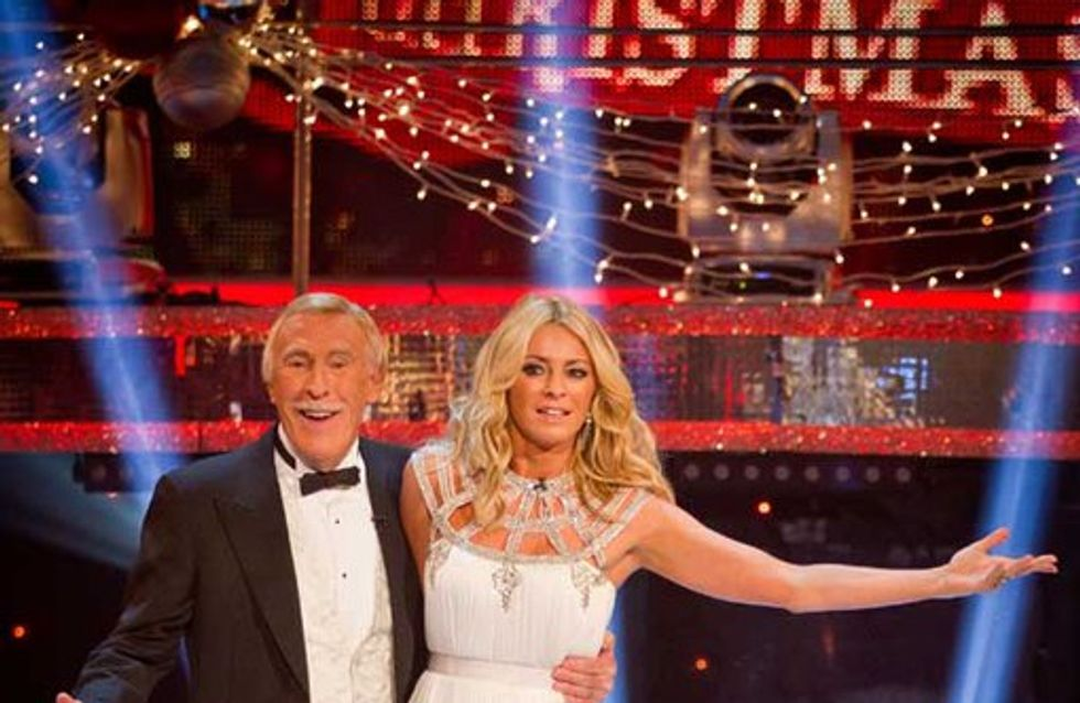 Strictly Come Dancing 2012 Christmas Special: A sneak peek