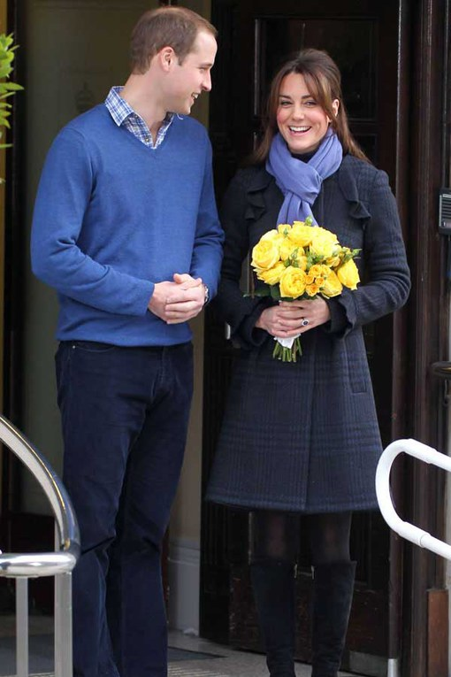 Top celebrity moments of 2012: Kate Middleton pregnant