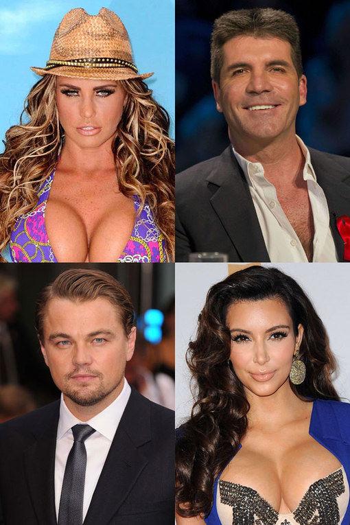 Sofeminine's ridiculous predictions for celebrities in 2013