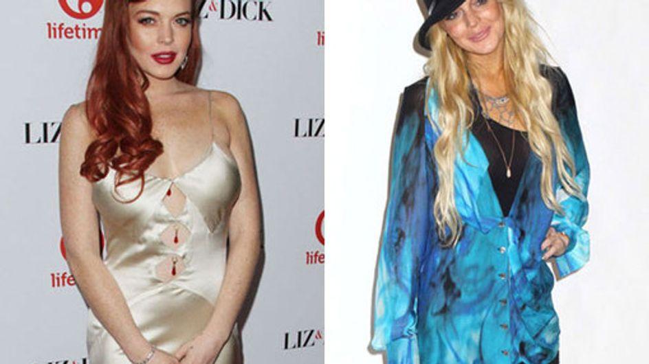 Lindsay Lohan style: Lindsay's fashion history