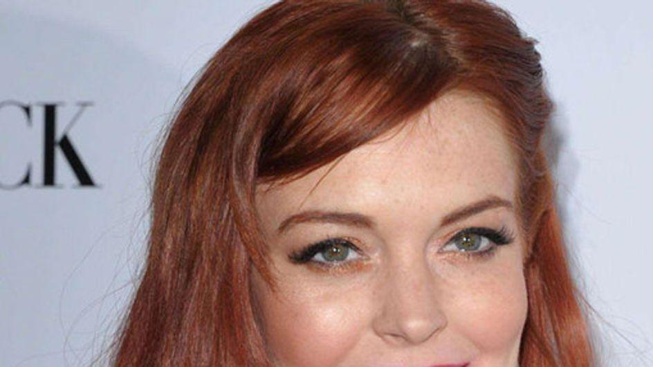 Lindsay Lohan's face through the years