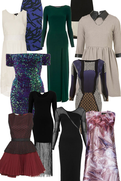 Topshop dresses: 50 Fabulous frocks