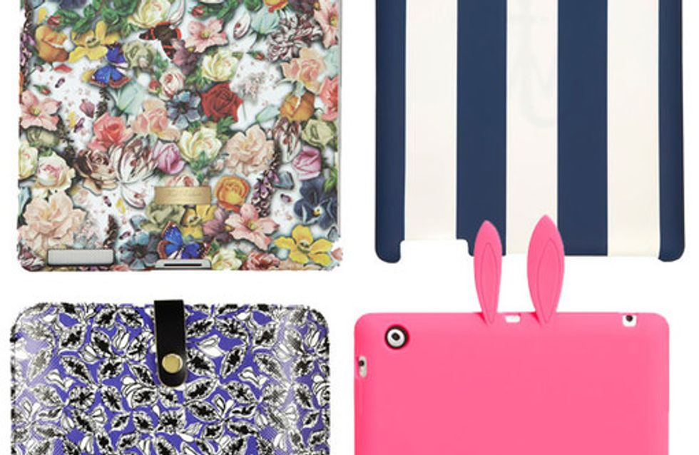 Fashion iPad cases: 30 Trendy tablet covers