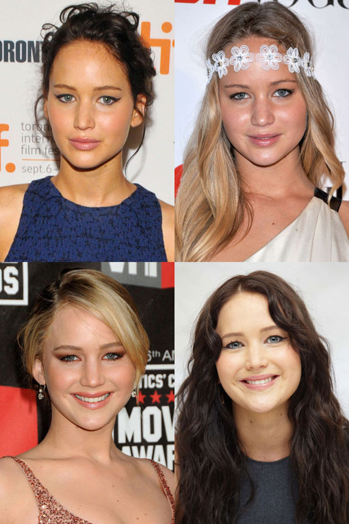 Jennifer Lawrence hair: Action girl locks