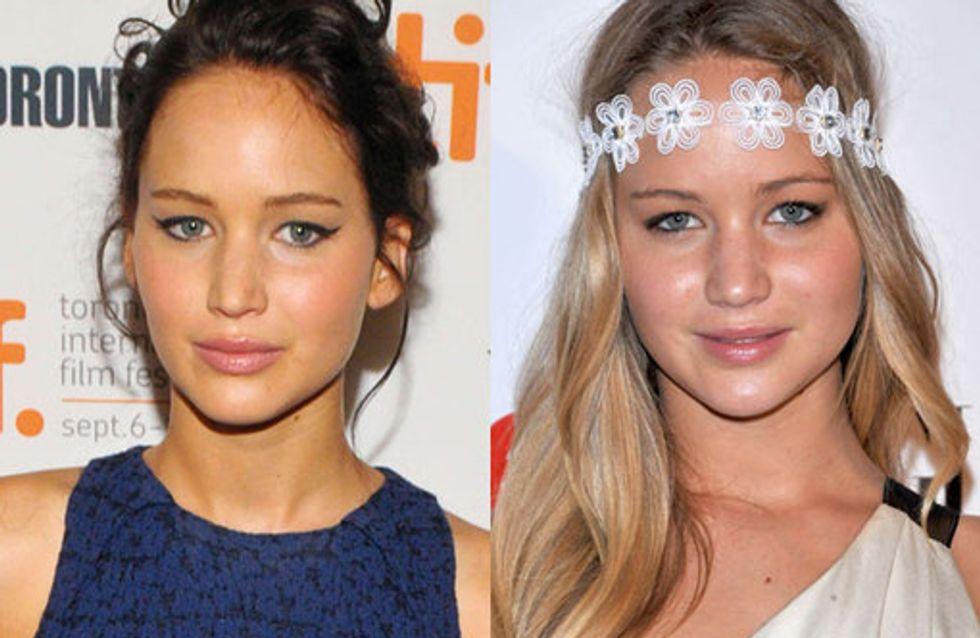 Jennifer Lawrence Hair: Her Ever-Changing Locks