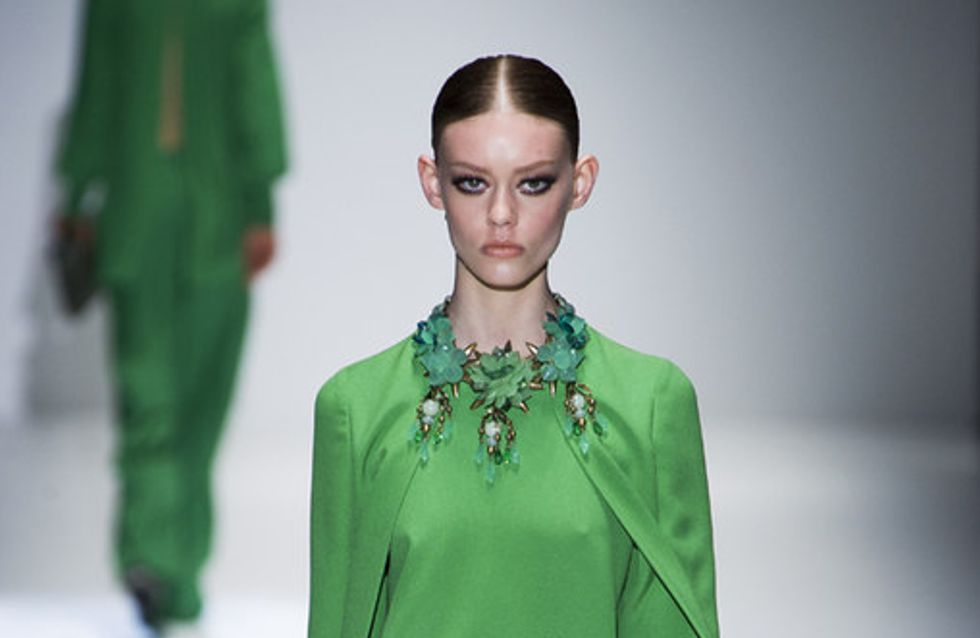 Must-try fashion trend: Spring greens