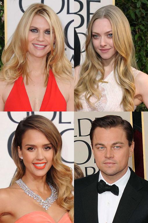 Die 'Golden Globes' 2013