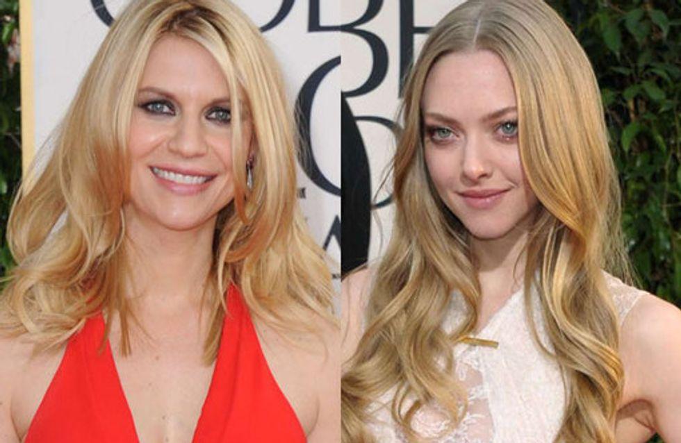 Stars in Styling-Laune: Die schönsten Bilder der Golden Globes