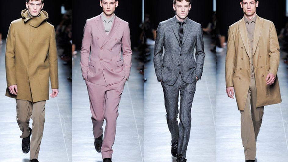 Pasarela de moda masculina de Milán: ¿cómo vestirá tu chico el próximo invierno?