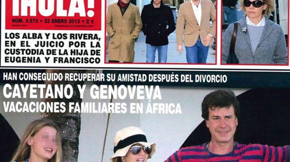Las portadas de las revistas: Enero semana 3