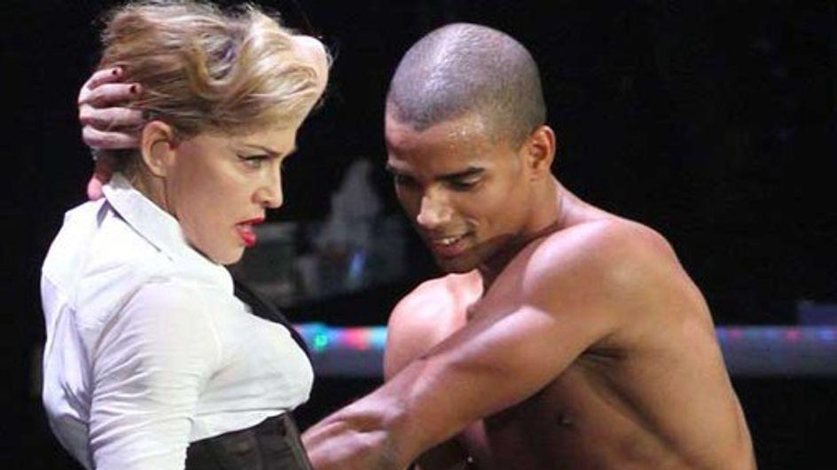 Madonna y otras famosas que prefieren un novio joven