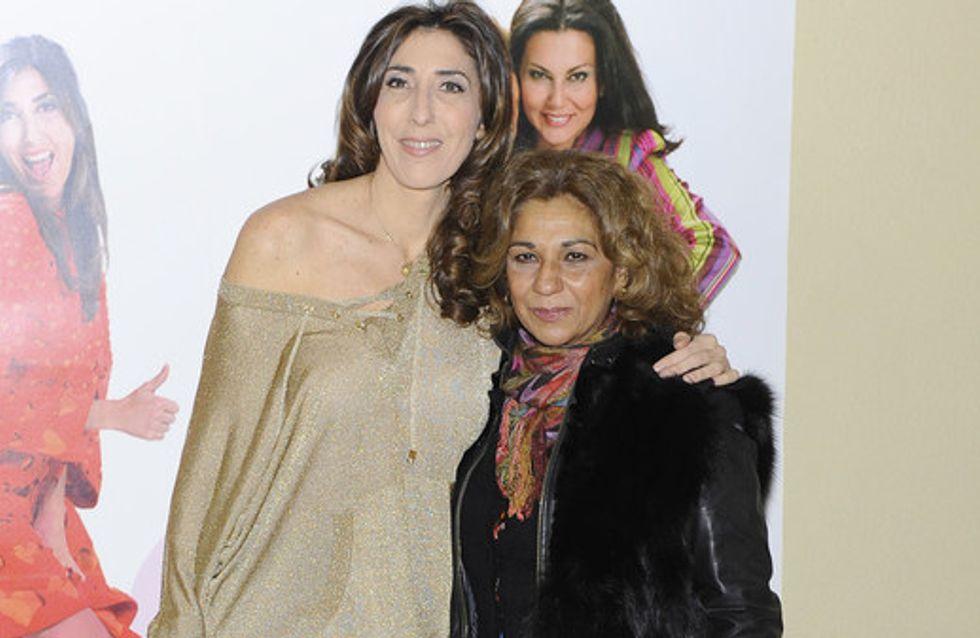 Paz Padilla y Lolita, un estreno entre Sofocos