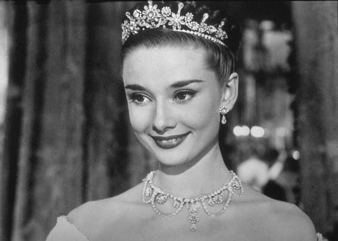 Audrey Hepburn en 1953