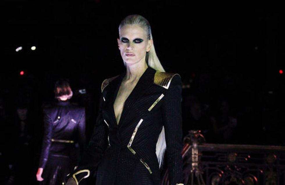 Atelier Versace et ses golden girls