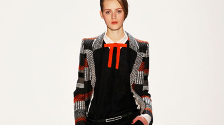 Rena Lange: Mercedes-Benz Fashion Week Berlin Herbst/Winter 2013/2014