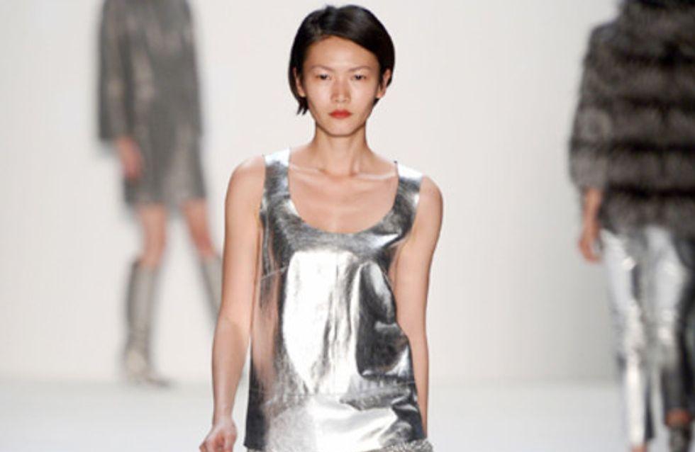 Laurèl: Mercedes-Benz Fashion Week, Herbst/Winter 2013/2014