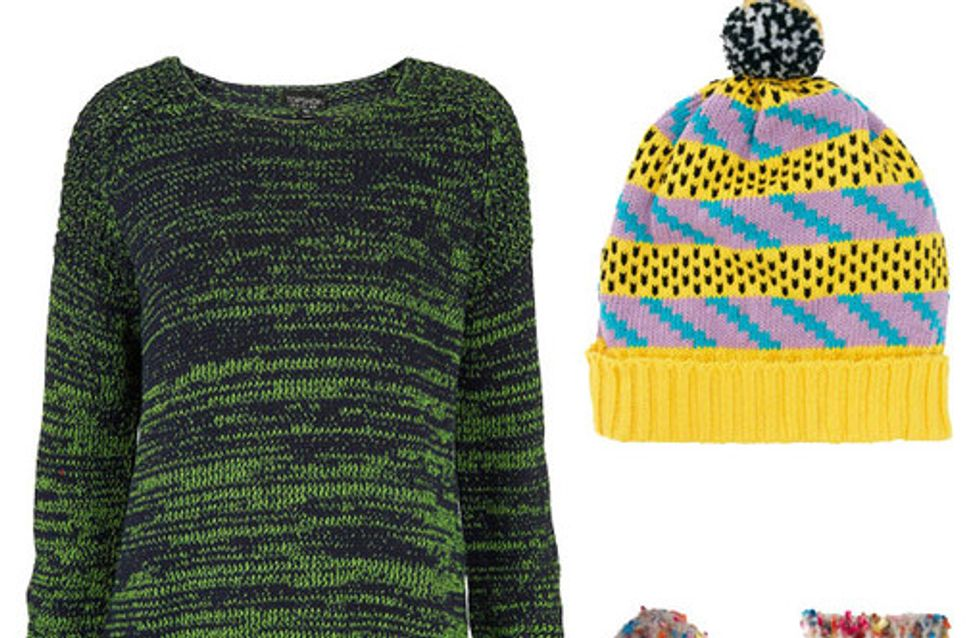 Cosy winter fashion: Stay warm!