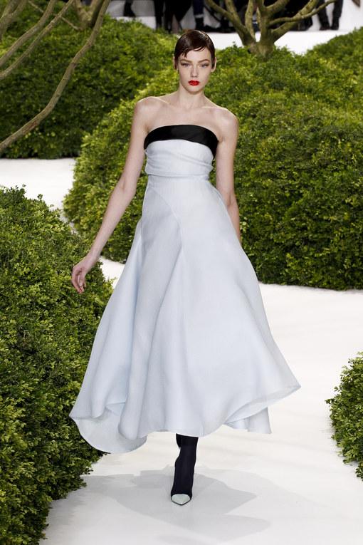 Dior Haute Couture spring/summer 2013