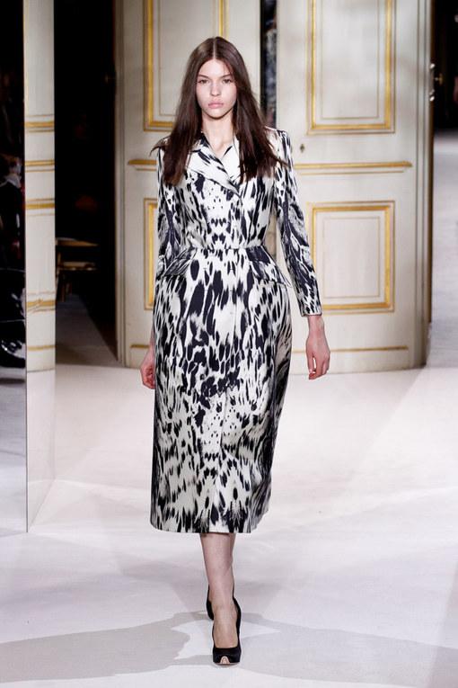 Défilé Giambattista Valli Haute Couture Printemps-Eté Paris 2013